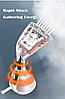 Ручний відпарювач для одягу Аврора А7, праска парова. Вертикальний відпарювач, фото 4