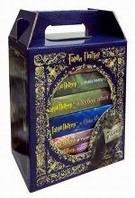 Роулинг Дж. Комплект из 7 книг. Гарри Поттер на русском языке + подарочная коробка Росмэн
