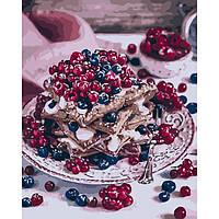 Картины по номерам Сладкое чаепитие (КНО5562)