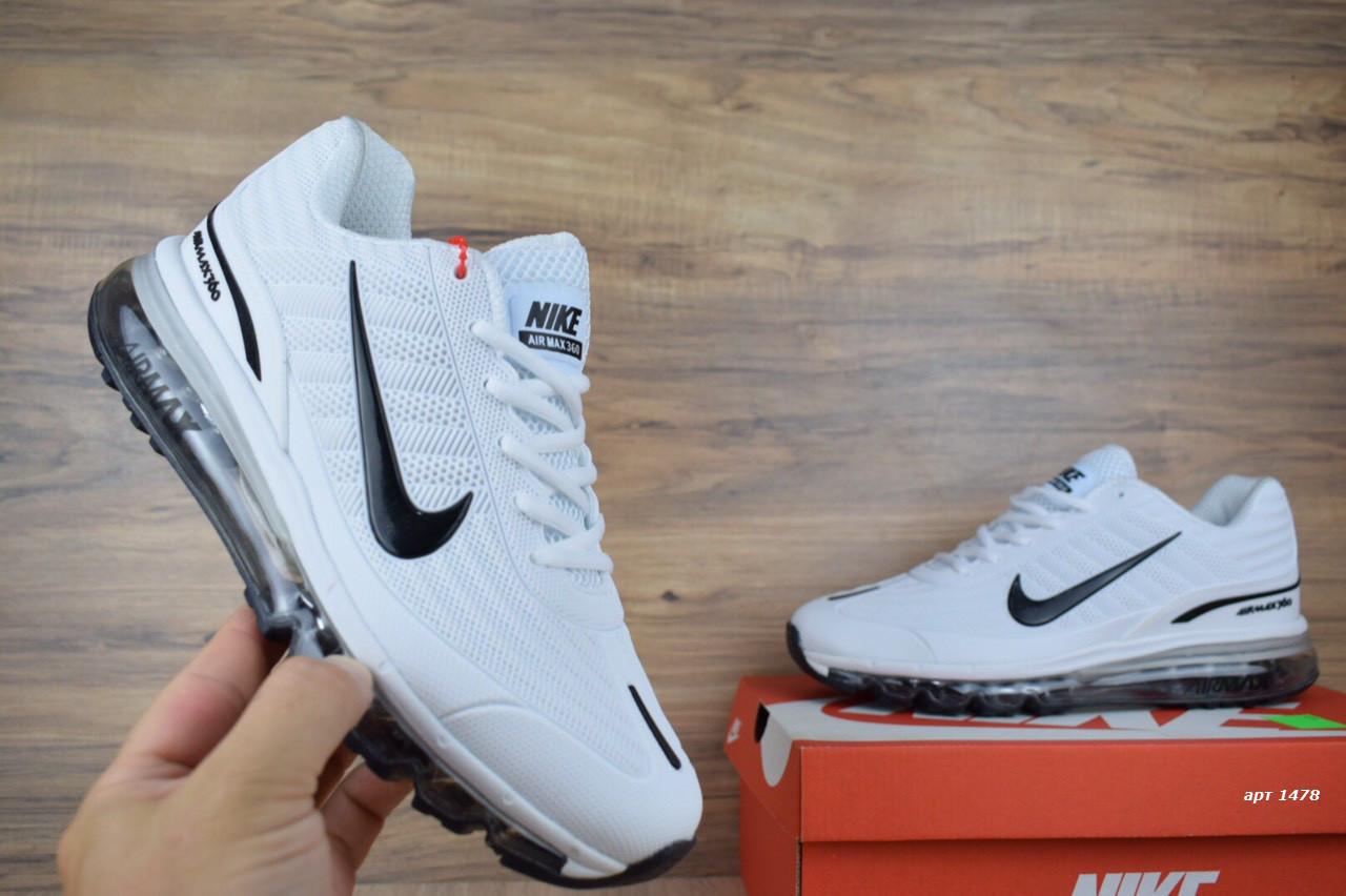 Кроссовки мужские распродажа АКЦИЯ 650 грн Nike 44й(28см) последние размеры люкс копия