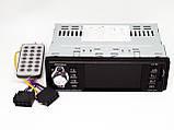 "1 din автомагнитола Pioneer 4204 ISO 4,1'' MP3 + USB RGB подсветка (1 дин магнитола с большим экраном 4,1""), фото 2"