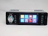 "1 din автомагнитола Pioneer 4204 ISO 4,1'' MP3 + USB RGB подсветка (1 дин магнитола с большим экраном 4,1""), фото 5"