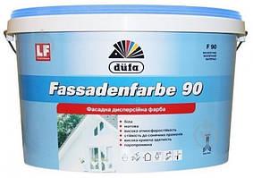 Фасадная краска Dufa Fassadenfarbe F90 (5л)