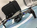 Квадрокоптер F4 + Кейс GPS 2-x осевая стабилизация  Wi-Fi FPV 4K Камера  дистанция 1200м 25 минут, фото 3