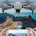 Квадрокоптер S189 PRO 4k Камера GPS 5G Wi-Fi БК моторы полёта 25 минут 1 км, фото 6