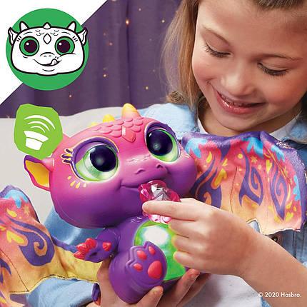 Интерактивная игрушка питомец Фуриал Малыш Дракон FurReal Friends Moodwings Baby Dragon F0633, фото 2