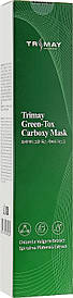 Детокс-маска для карбоксітерапії обличчя і шиї Trimay Green-Tox Carboxy Mask 25 мл