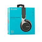 Bluetooth stereo наушники/mp3 Yison B1 беспроводные, стерео гарнитура  черные, фото 5