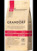 Grandorf (Грандорф) Lamb & Rice Adult Indoor ягненок с рисом для взрослых кошек, 2 кг
