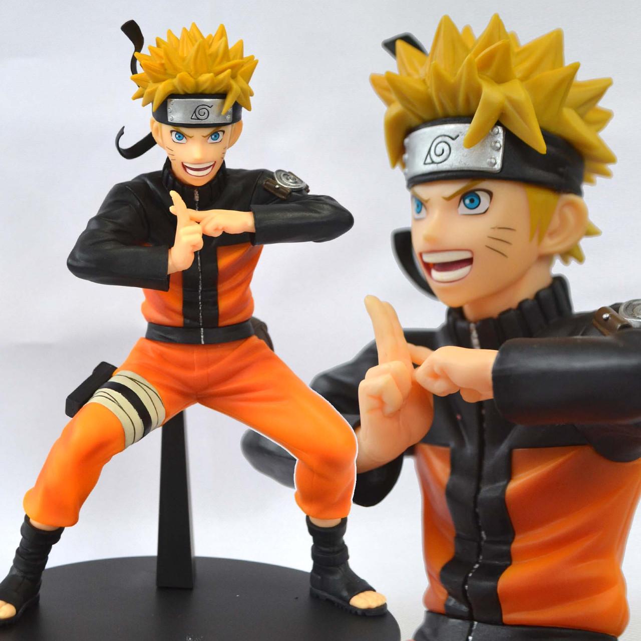 Аніме-фігурка Grandista nero Uzumaki Naruto