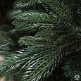 Искусственная натуральная Ёлка Альпийская 230см ( ель ) 2.3м литая Зеленая, фото 2