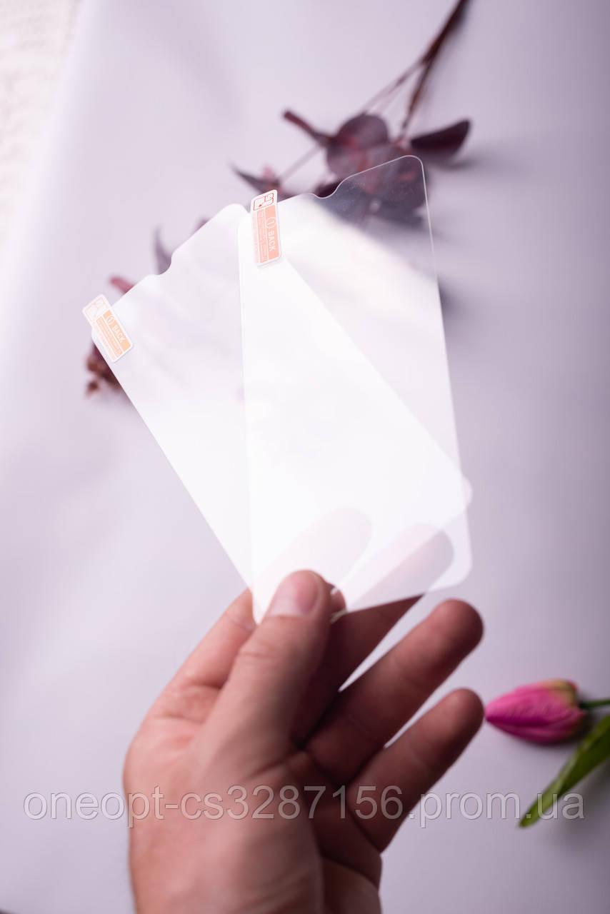Глянцевое защитное стекло для Xiaomi Mi 10 lite