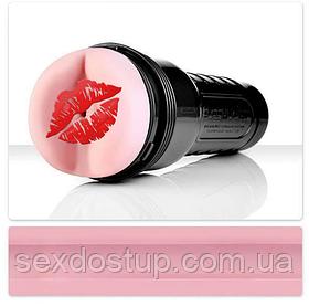 Мастурбатор попа Fleshlight Pink Butt Original, самый реалистичный рельеф