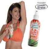 Спрей для депиляции Velform Hair Erase - средство для депиляции волос, фото 2