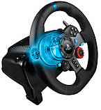 Игровой руль Logitech G29 Driving Force PC/PS3/PS4 Black (941-000112), фото 7