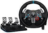 Игровой руль Logitech G29 Driving Force PC/PS3/PS4 Black (941-000112), фото 4