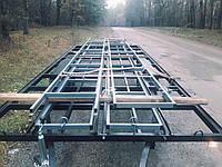 Прицеп платформа модель 11, фото 1