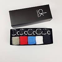 Мужской набор Calvin Klein Black Style боксеры, мужсие трусы Кельвин Кляйн реплика, фото 4