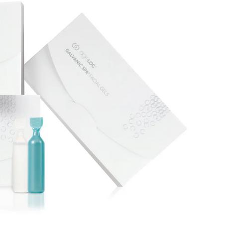 Гелі для обличчя Nu Skin ageLOC Galvanic Spa System Facial Gels
