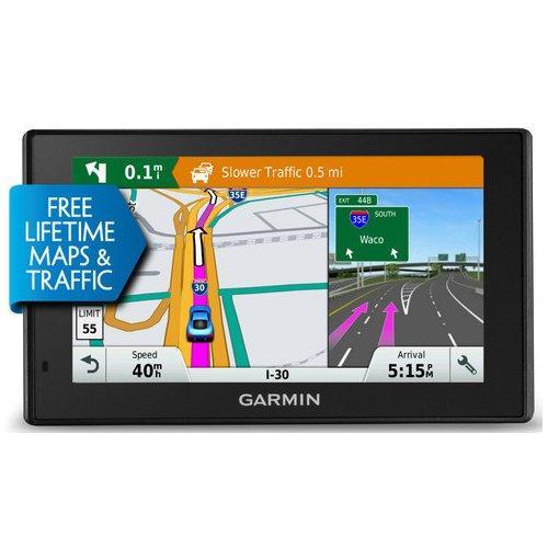 GPS-навигатор автомобильный GARMIN DriveSmart 50LMT