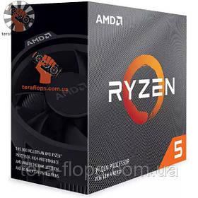 Процессор AMD Ryzen 5 3600 AM4 (9HW3799M00441) Б/У / Trade-in / TeraFlops