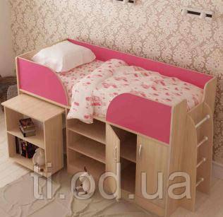 Детская кровать Пумба