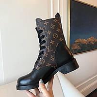Крутые ботинки LOUIS VUITTON MIDTOWN (реплика)