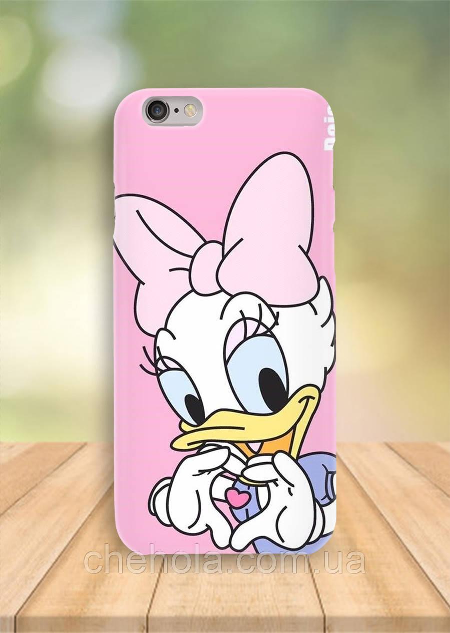 Чехол на iPhone 6S 6 PLUS 6 Дейзи Дональд Дак