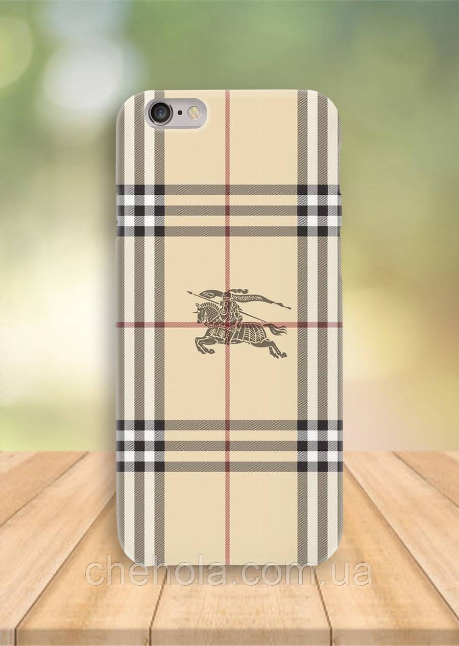 Чехол на iPhone 6S 6 PLUS 6 В стиле Burberry