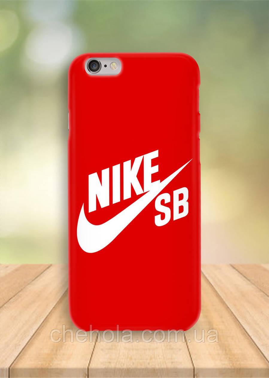 Чехол на iPhone 6S 6 PLUS 6 В стиле Nike