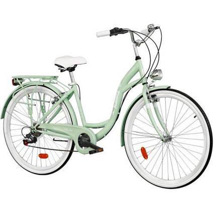 Велосипед мужской INDIANA Moena 6B Lazur