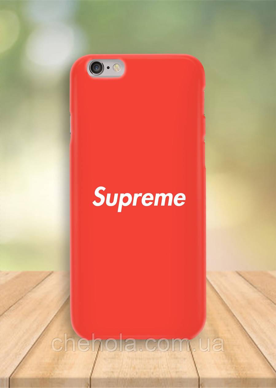 Чехол на iPhone 6S 6 PLUS 6 В стиле Supreme