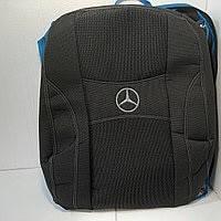 Авточехлы на передние сидения Mercedes-Benz Actros  1+1 1996-2003 года Ника