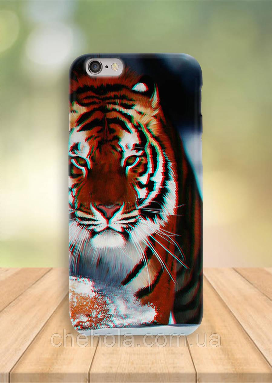 Чехол на iPhone 6S 6 PLUS 6 Тигр
