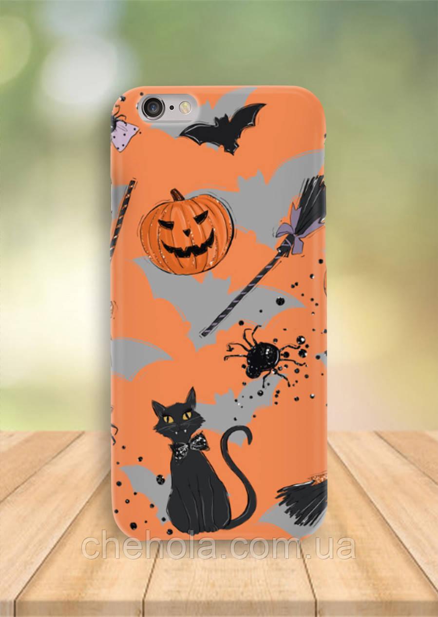 Чохол на iPhone 6S 6 PLUS 6 Відьма кіт