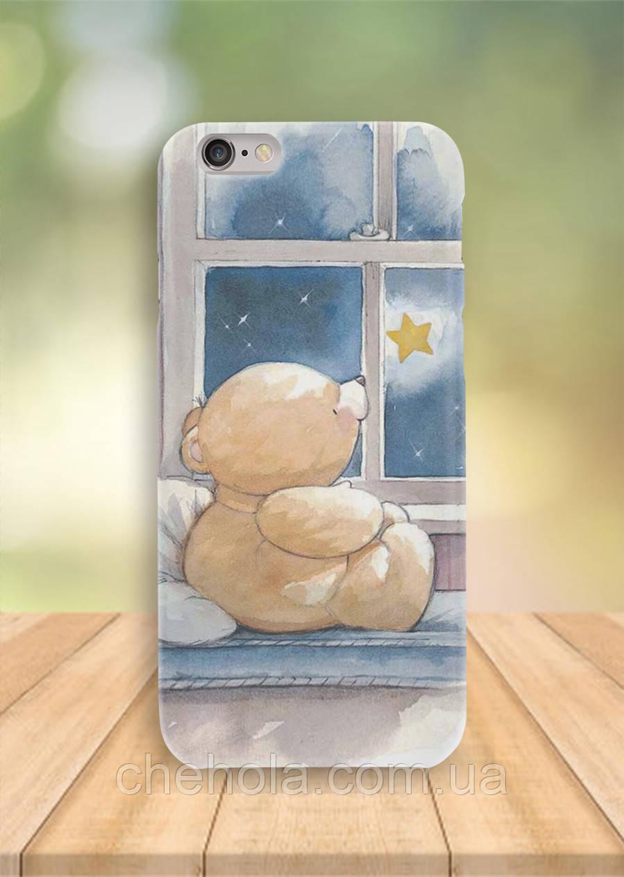 Чехол на iPhone 6S 6 PLUS 6 Плюшевый мишка