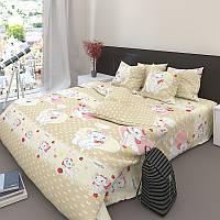 Детский комплект постельного белья Junior (для девочки) Бязь