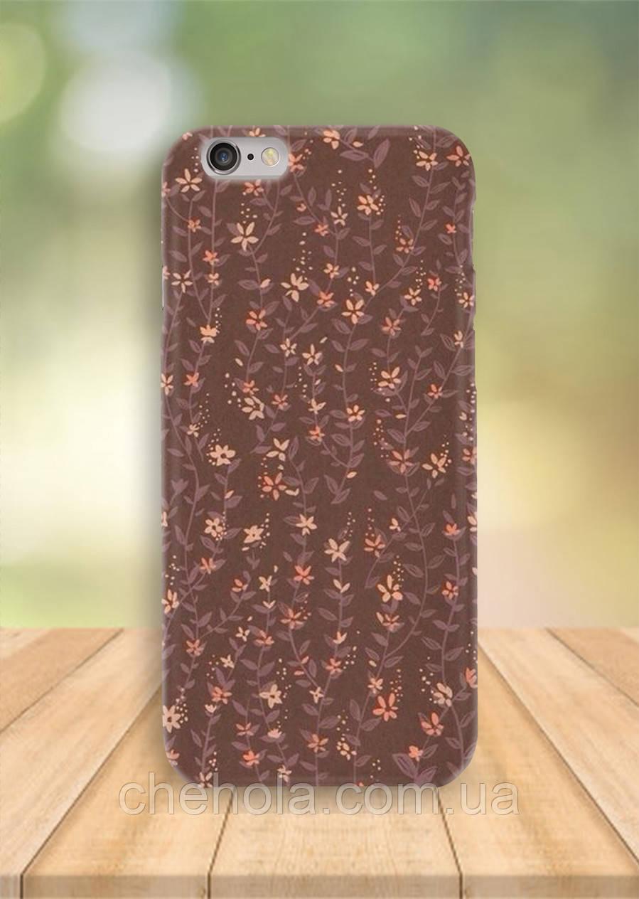 Чехол на iPhone 6S 6 PLUS 6 Цветы весенний