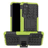 Чехол Armor Case для Samsung Galaxy A41 Lime, фото 1