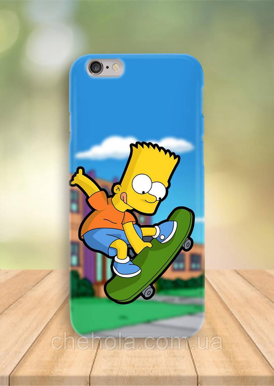 Чохол на iPhone 6S 6 PLUS 6 Барт Сімпсон