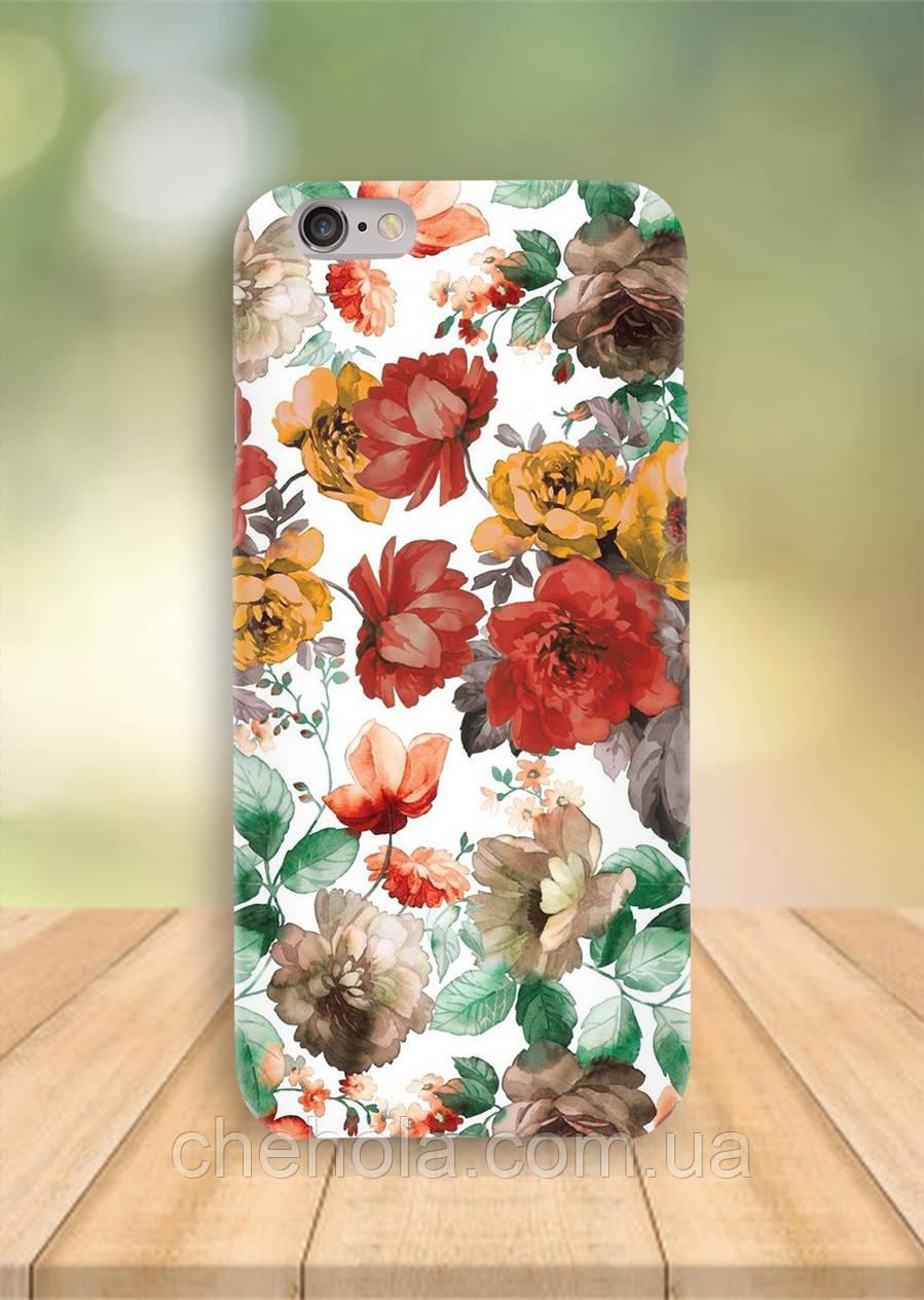 Чохол на iPhone 6S 6 PLUS 6 Квіти весняний