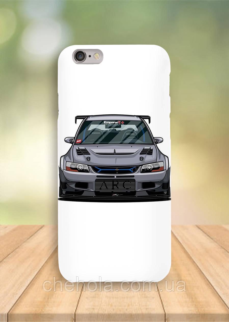 Чехол на iPhone 6S 6 PLUS 6 Mitsubishi Lancer