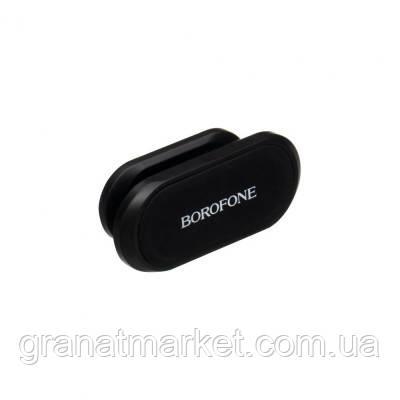 Автодержатель Borofone BH29 Graceful magnetic Цвет Чёрный