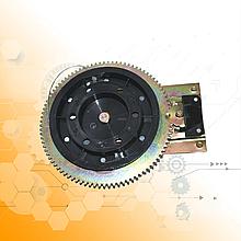 Стеклоподъемник левый МАЗ 5336-6104011