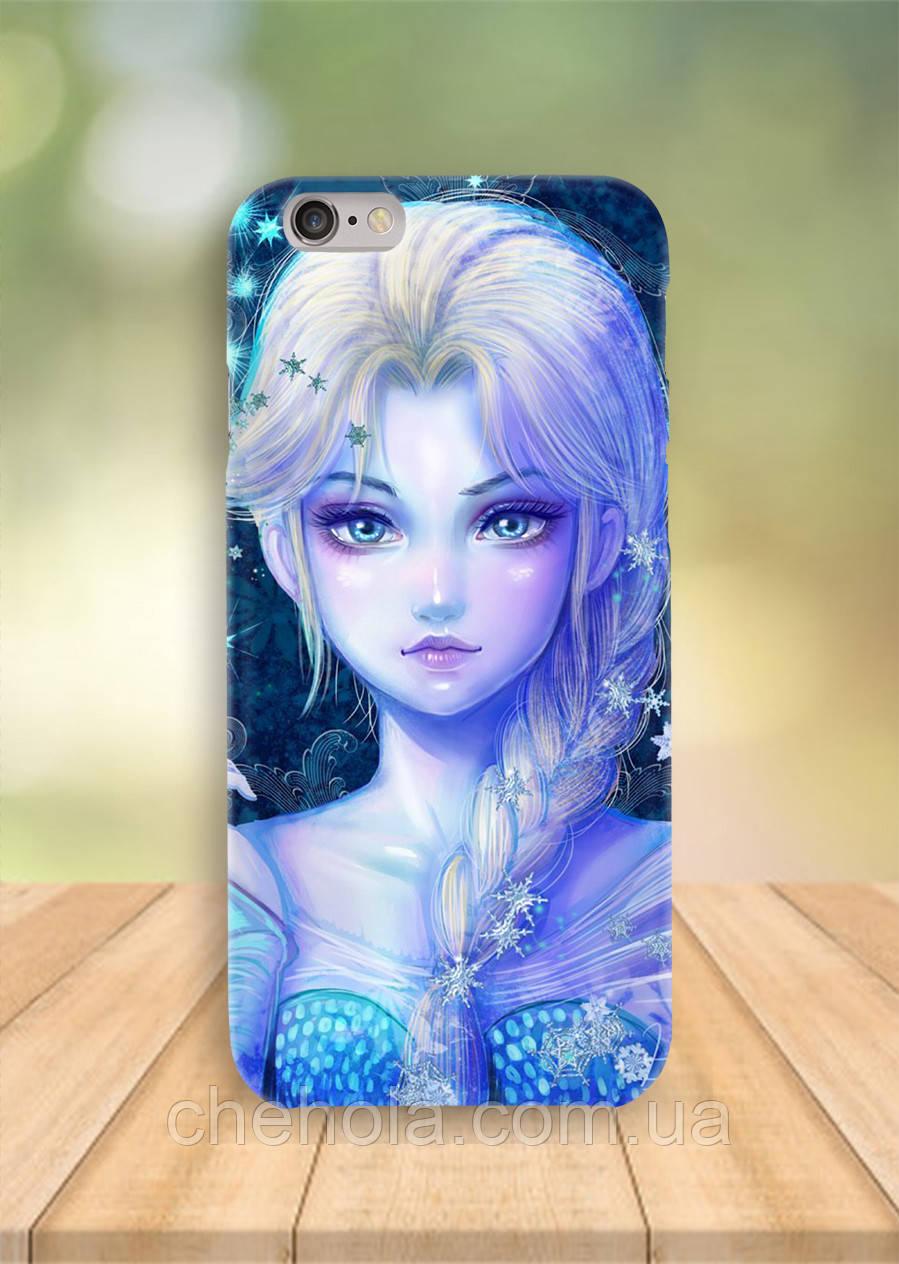 Чехол на iPhone 6S 6 PLUS 6 Эльза