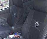 Авточехлы Ника на Мерседес Вито I W638 1+2 1996-2003 1+1  Mercedes Vito I W638 Nika модельн, фото 2