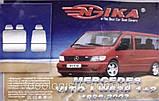 Авточехлы Ника на Мерседес Вито I W638 1+2 1996-2003 1+1  Mercedes Vito I W638 Nika модельн, фото 3