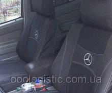 Авточехлы на Mercedes Vito I W 638 1+1 1996-2003 Мерседес Вито I W 638 Nika