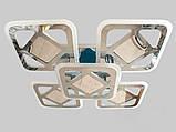 Светодиодная LED-люстра с 3d эффектом, 170W, фото 2