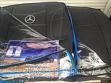 Авточехлы Mercedes Citan от 2013 года 1+1 Nika Мерседес Ситан